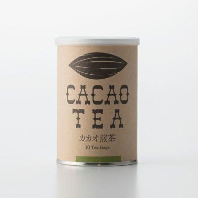オーガニックカカオ煎茶