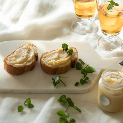 クリームチーズジャム 瀬戸内レモンの調理例