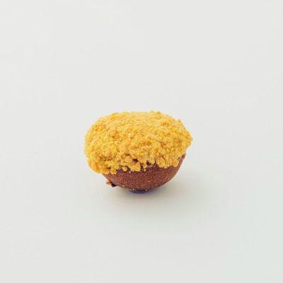 黒糖パッション味のダックワーズ
