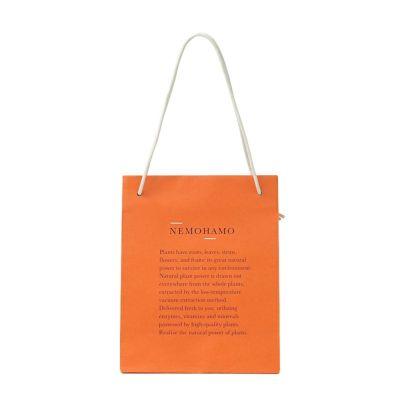 【NEMOHAMO】手提げ紙袋(Sサイズ)_01