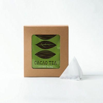 カカオ煎茶(箱)/カカオティー_2