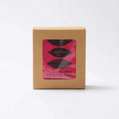 カカオ和紅茶(箱)/カカオティー_1