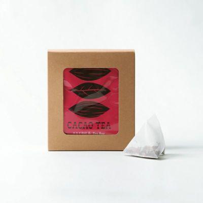 カカオ和紅茶(箱)/カカオティー_2