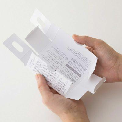 ブースターオイル スムースパッケージ内の説明