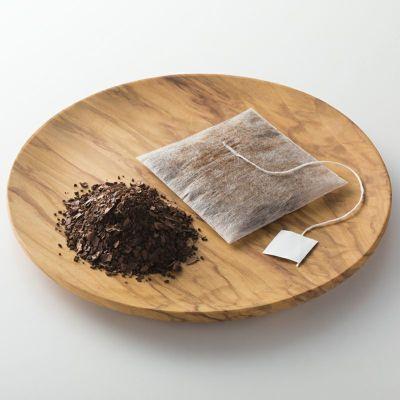 カカオコーヒーとコーヒーバッグ