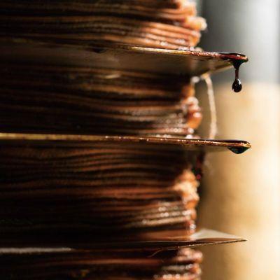 旨味醤油(瓶)の製造過程