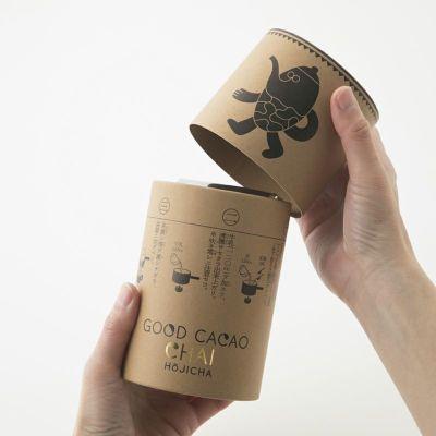 カカオチャイほうじ茶パッケージ2
