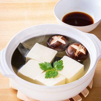 京レモンぽん酢料理イメージ