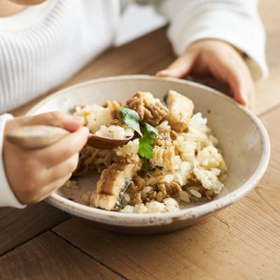 鱧の混ぜごはんの素/食事イメージ