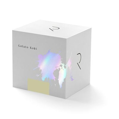 Gelato Koki Inspiring Boxのパッケージ