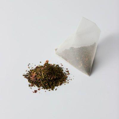 カカオ煎茶(缶)/カカオティー ティーバッグ